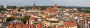 Toruń old town