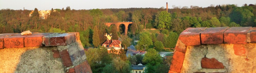 Tuczno castle