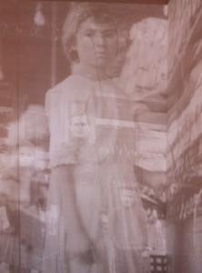emigrant girl